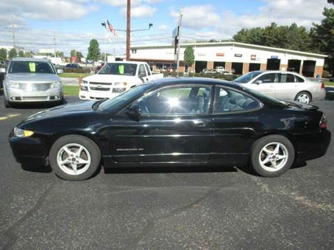 2000 Pontiac Grand Prix for sale in Mishawaka, IN