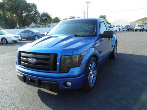 2009 Ford F-150 for sale in Benton, KY