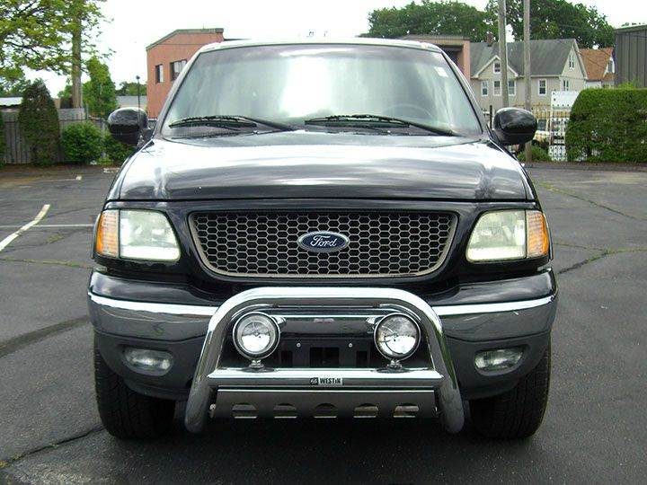 2002 Ford F-150 4dr SuperCrew Lariat 4WD Styleside SB - Springfield MA