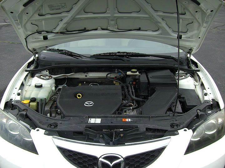 2007 Mazda MAZDA3 i Sport 4dr Sedan (2L I4 4A) - Springfield MA