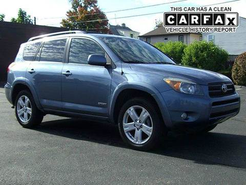 2007 Toyota RAV4 for sale in Springfield, MA