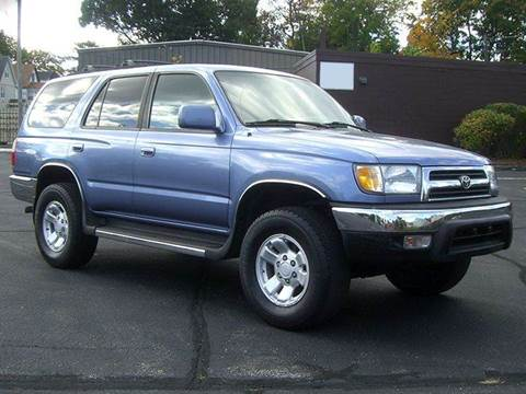 1999 Toyota 4Runner for sale in Springfield, MA