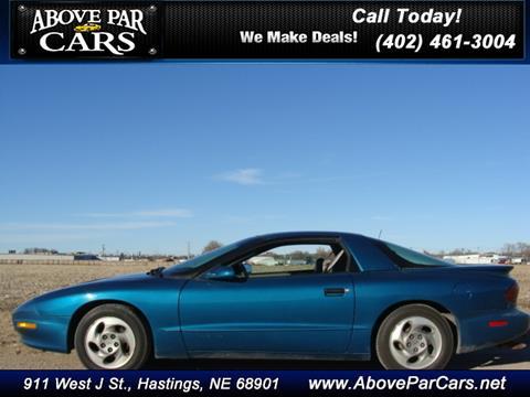1995 Pontiac Firebird for sale in Hastings, NE