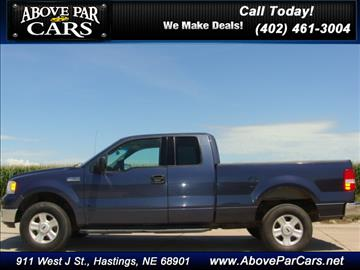 2004 Ford F-150 for sale in Hastings, NE