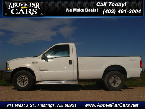 2003 Ford F-350 Super Duty for sale in Hastings, NE