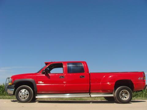 2002 Chevrolet Silverado 3500 for sale in Hastings, NE