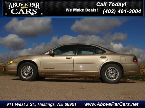 2000 Pontiac Grand Prix for sale in Hastings, NE