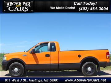 2007 Ford F-150 for sale in Hastings, NE
