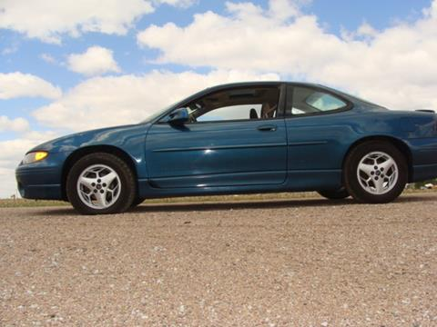 2002 Pontiac Grand Prix for sale in Hastings, NE