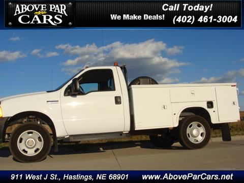 2006 Ford F-350 Super Duty for sale in Hastings, NE
