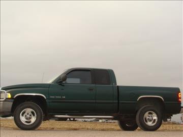 1999 Dodge Ram Pickup 1500 for sale in Hastings, NE