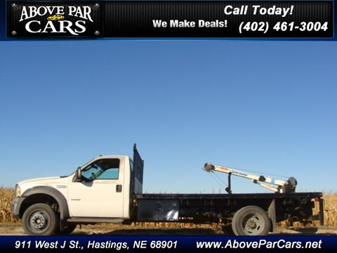 2005 Ford F-550 for sale in Hastings, NE