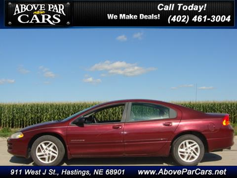 2000 Dodge Intrepid for sale in Hastings, NE