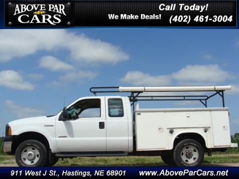 2007 Ford F-250 Super Duty for sale in Hastings, NE