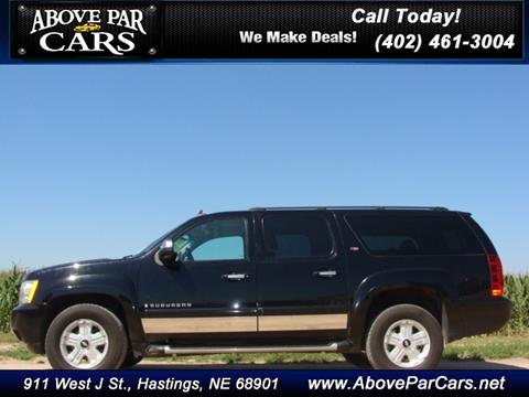 2007 Chevrolet Suburban for sale in Hastings, NE