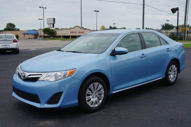 2012 Toyota Camry For Sale In Oklahoma Carsforsale Com