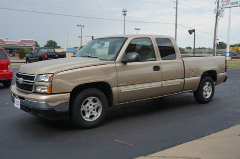 2007 Chevrolet Silverado 1500 For Sale Tulsa Ok