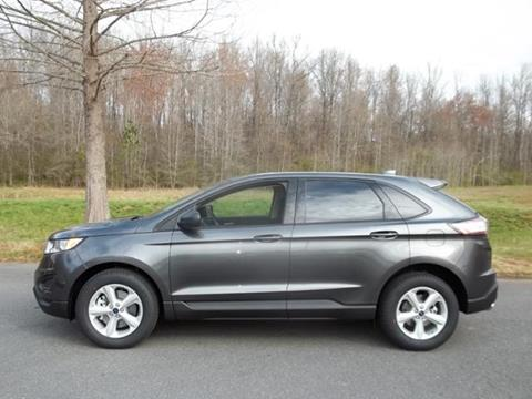 2017 Ford Edge for sale in Lancaster, SC