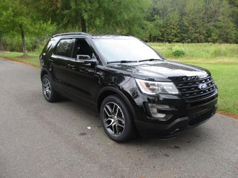 2017 Ford Explorer for sale in Lancaster, SC