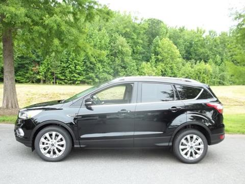 2017 Ford Escape for sale in Lancaster, SC