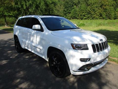 2016 Jeep Grand Cherokee for sale in Lancaster SC