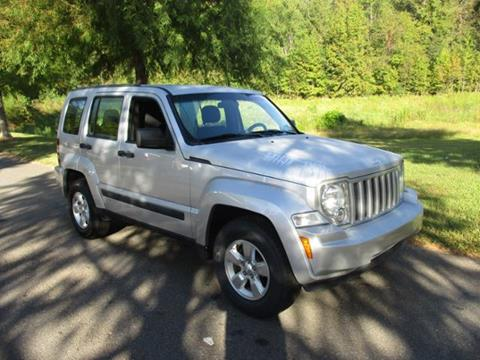 2012 Jeep Liberty for sale in Lancaster, SC