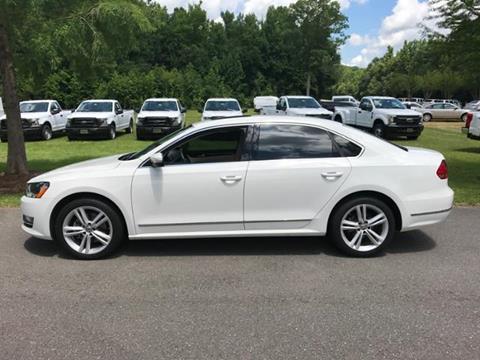 2015 Volkswagen Passat for sale in Lancaster SC