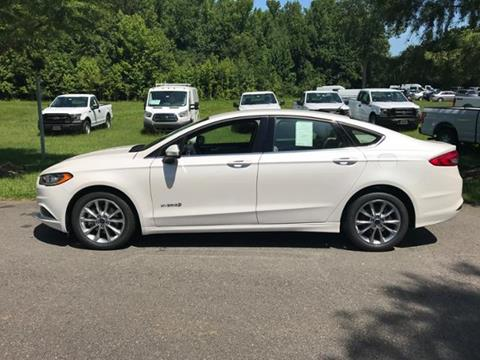 2017 Ford Fusion Hybrid for sale in Lancaster, SC