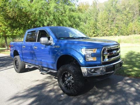 2015 Ford F-150 for sale in Lancaster, SC