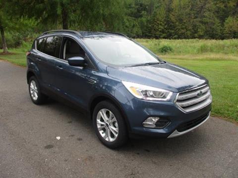 2018 Ford Escape for sale in Lancaster, SC