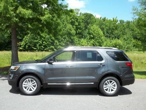 2017 Ford Explorer for sale in Lancaster, SC