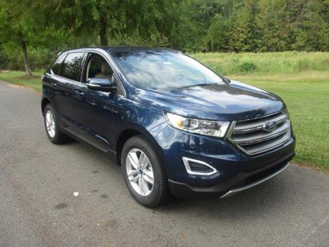 2017 Ford Edge for sale in Lancaster SC