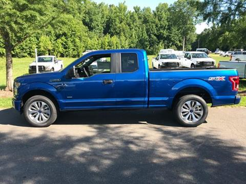 2017 Ford F-150 for sale in Lancaster, SC