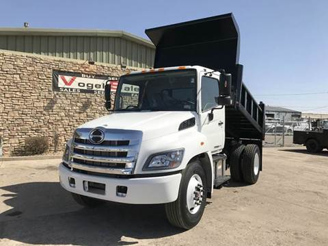 2017 Hino 338 for sale in Commerce City, CO