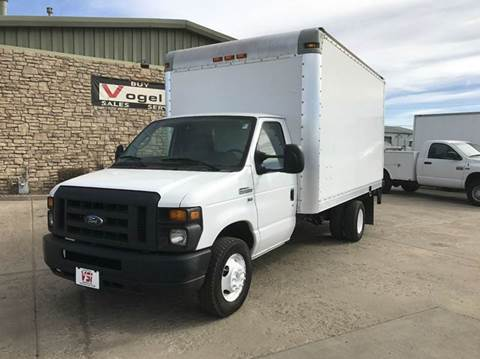 2013 Ford E350 SUPER DUTY CUTAWAY VAN for sale in Commerce City, CO
