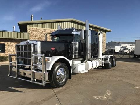 2010 Peterbilt 389 for sale in Commerce City, CO