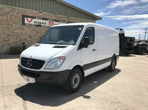 2013 Mercedes-Benz Sprinter Cargo for sale in Commerce City, CO