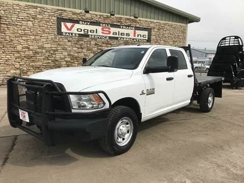 2014 RAM Ram 2500 Crew Cab Flatbed for sale in Commerce City, CO