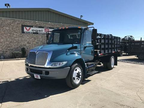 2003 International 4300 Flatbed for sale in Commerce City, CO