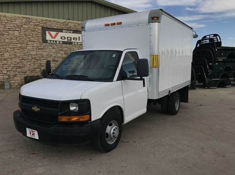 2012 Chevrolet Express G3500 Cutaway for sale in Commerce City, CO