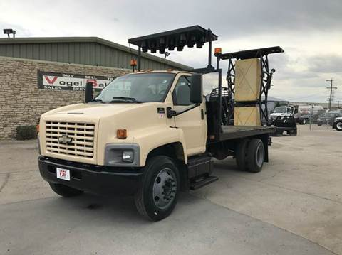 2005 Chevrolet C6500 Traffic Control Truck for sale in Commerce City, CO