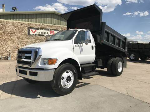 2007 Ford F-750 XL Super Duty for sale in Commerce City, CO