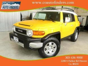 2008 Toyota FJ Cruiser for sale in Denver, CO