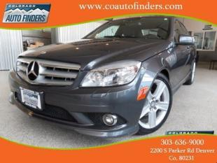 2010 Mercedes-Benz C-Class for sale in Denver, CO
