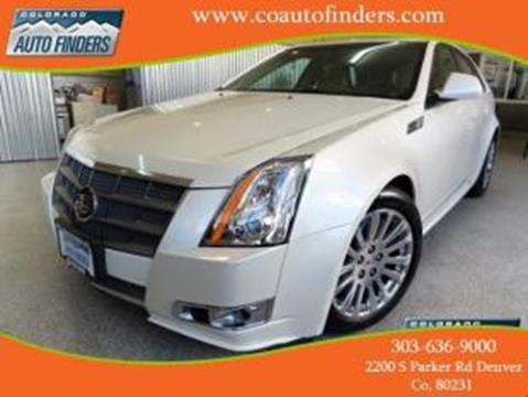 2010 Cadillac CTS for sale in Denver, CO