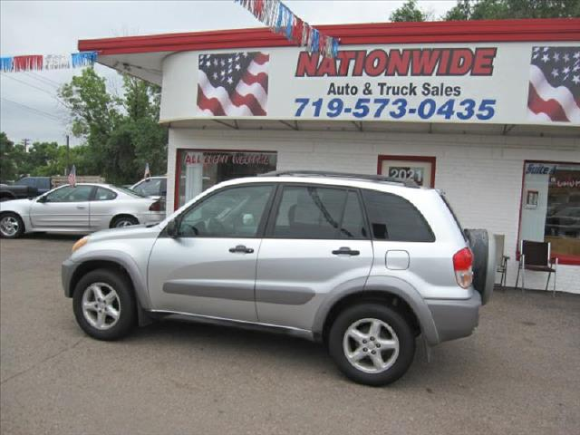 2002 Toyota RAV4 for sale in COLORADO SPRINGS CO