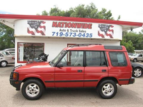 used land rover discovery for sale in colorado. Black Bedroom Furniture Sets. Home Design Ideas
