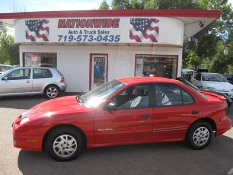 2000 Pontiac Sunfire for sale in Colorado Springs, CO