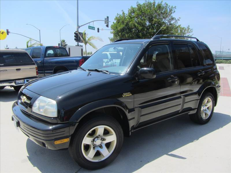 2000 suzuki grand vitara limited 4dr suv in anaheim ca. Black Bedroom Furniture Sets. Home Design Ideas