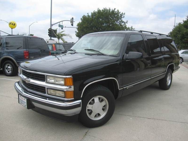 1999 chevrolet suburban c1500 lt 4dr suv in anaheim ca. Black Bedroom Furniture Sets. Home Design Ideas